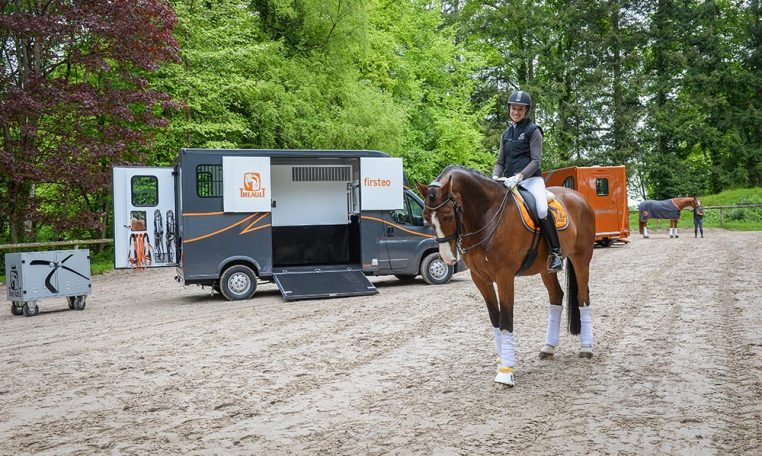 Firsteo 3 Stud Horsebox