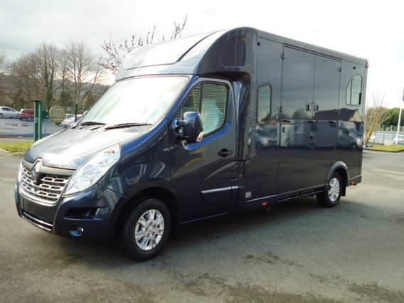 Horsebox for sale