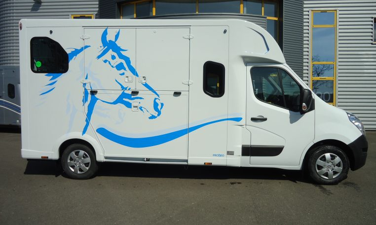 new horsebox sales uk