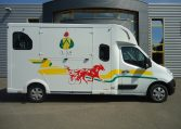 configerate your own horsebox