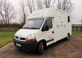 used theault horsebox Uk