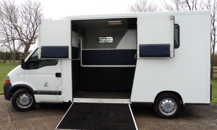 Used Proteo Horsebox UK