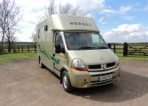 used theault classic horsebox