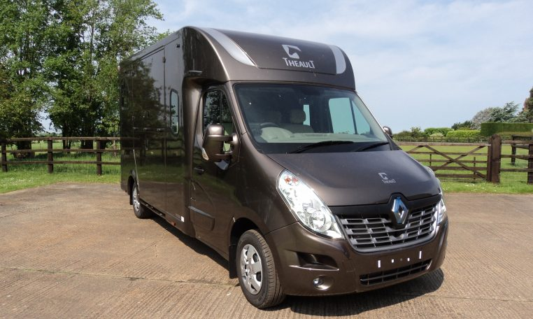 Horsebox sales Uk Theault