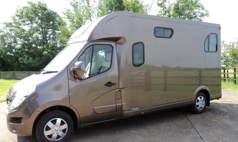 Theault Horsebox sales