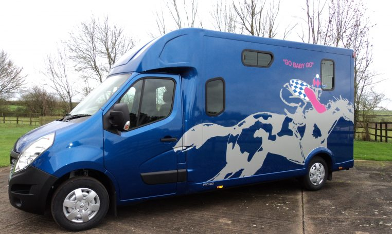 theault horsebox for sale uk