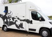 theault horsebox for sale