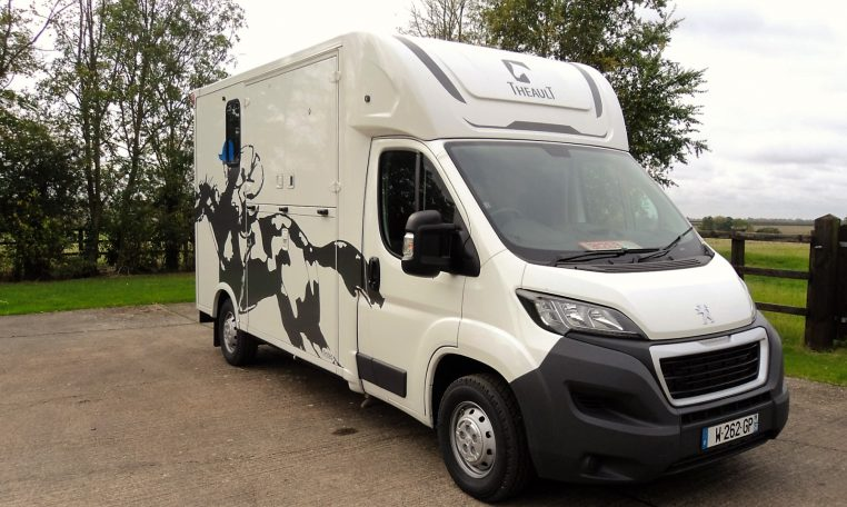 New horsebox for sale
