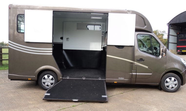 theault horsebox uk sales