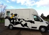 Theault horseboxes for sale uk