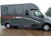 New Theault horsebox uk sales