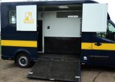 used theault horsebox
