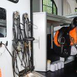 3.5tonne Theault horsebox New UK