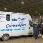 Caroline Moore Ros Canter
