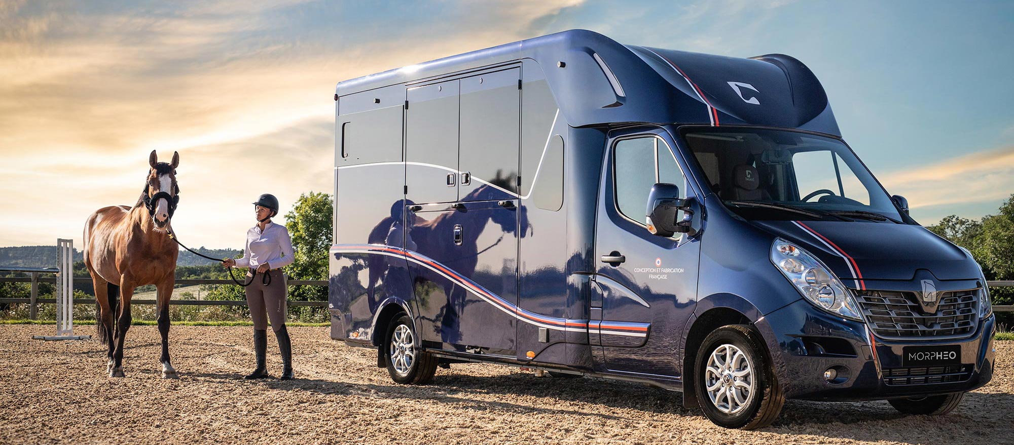 Atacanter Horsebox Hire and Sales