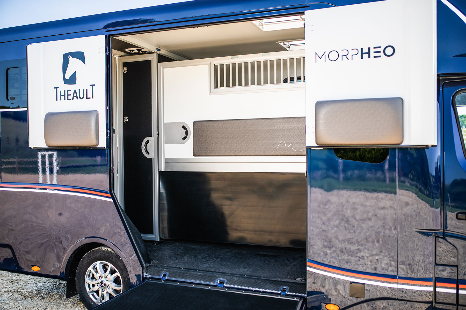 theault horsebox