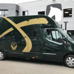 Theault horseboxes