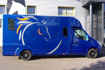 Renteo Horsebox Network