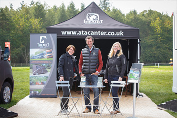 Why hire from Atacanter Horsebox Hire & Sales?